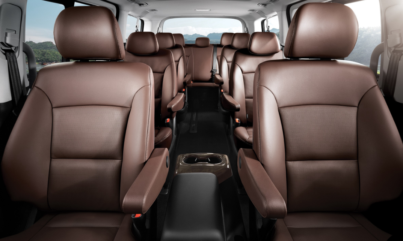 Hyundai Starex 2021 Interior