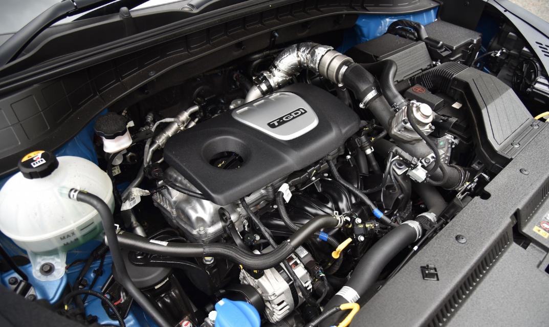 Hyundai Tucson 2020 Engine