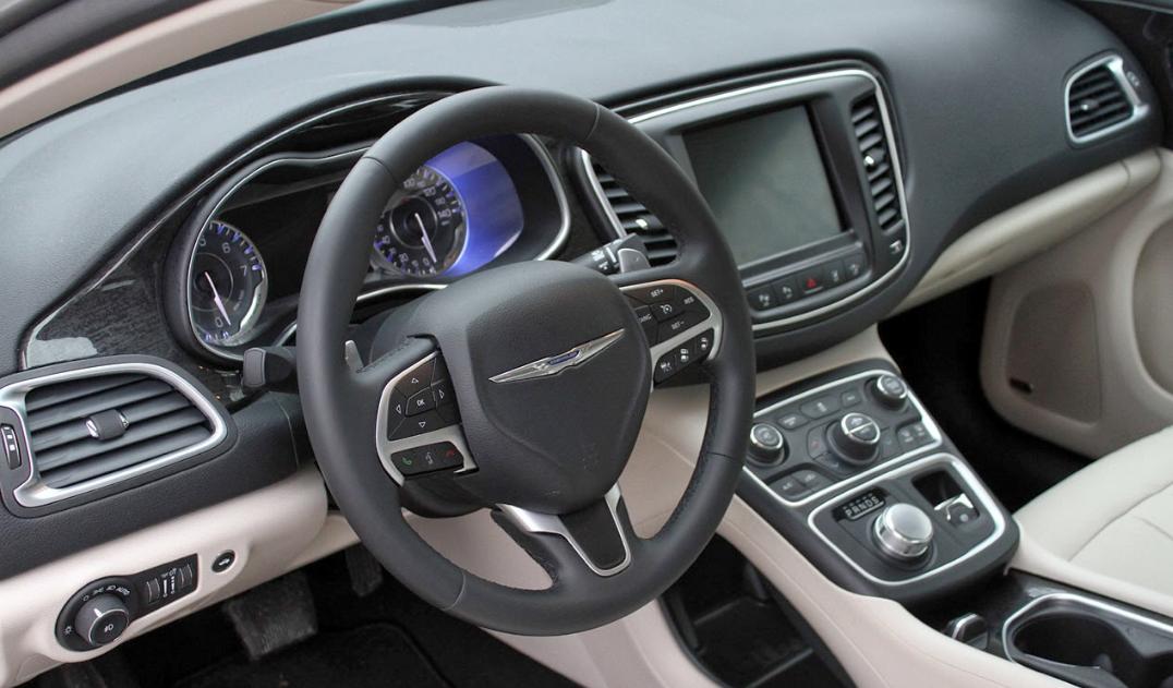 2020 Chrysler 200 Interior