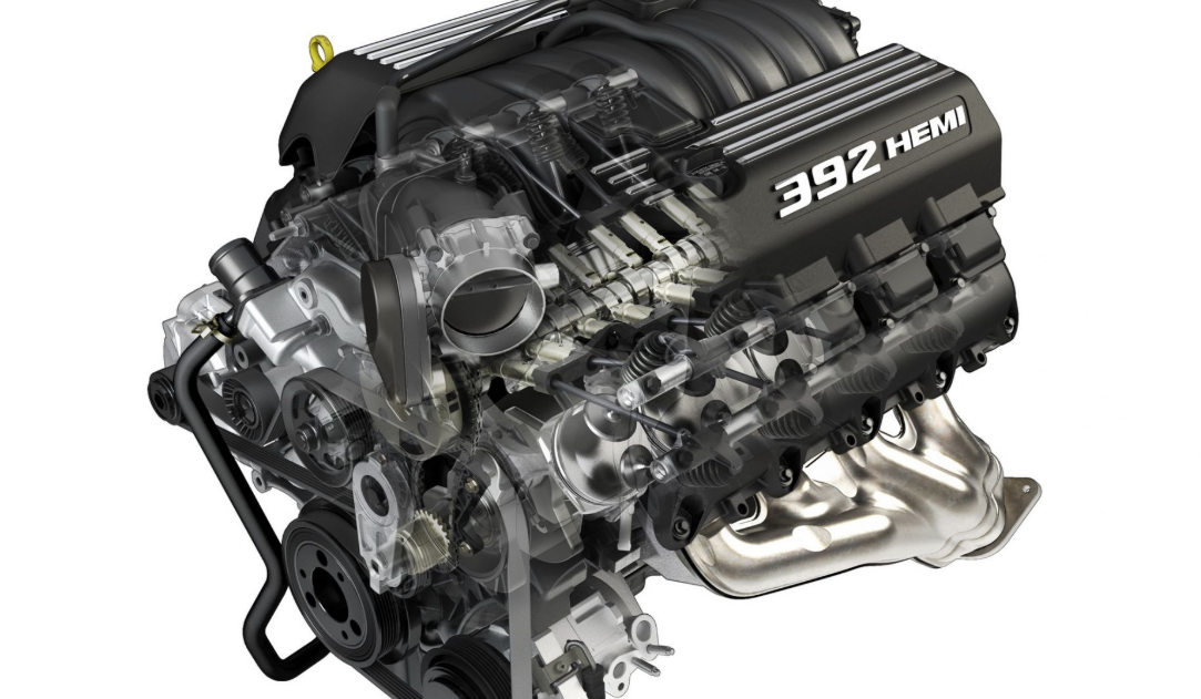 2020 Chrysler 300 Engine