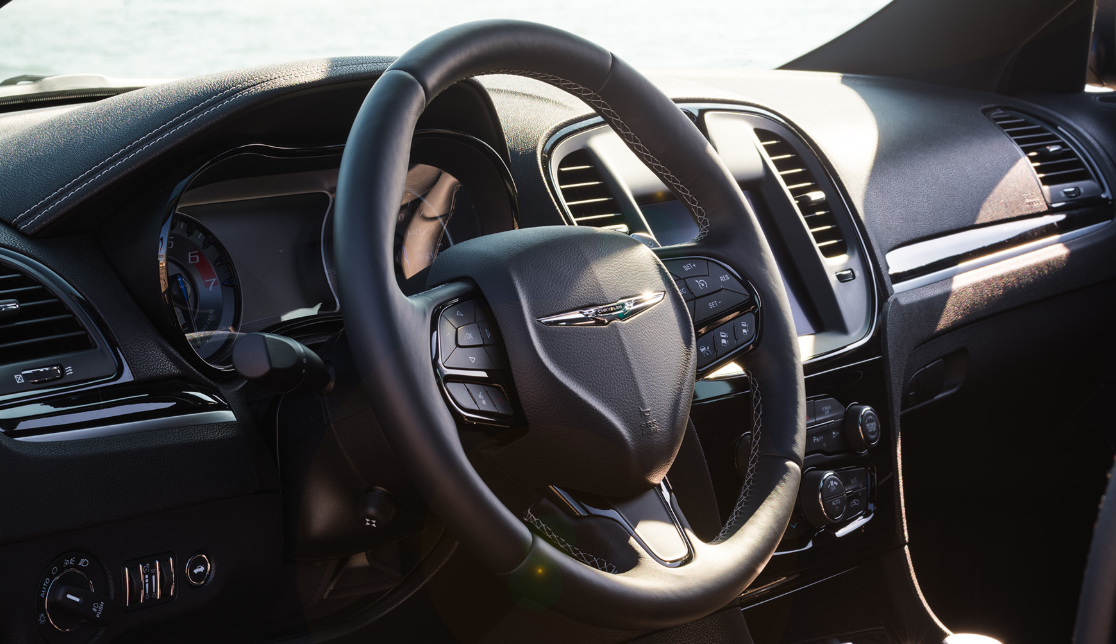2020 Chrysler 300 Interior