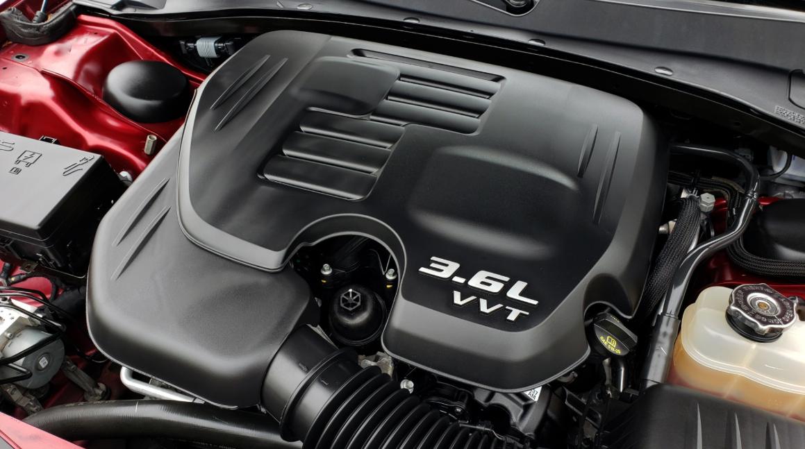 2020 Chrysler 300 Limited Engine