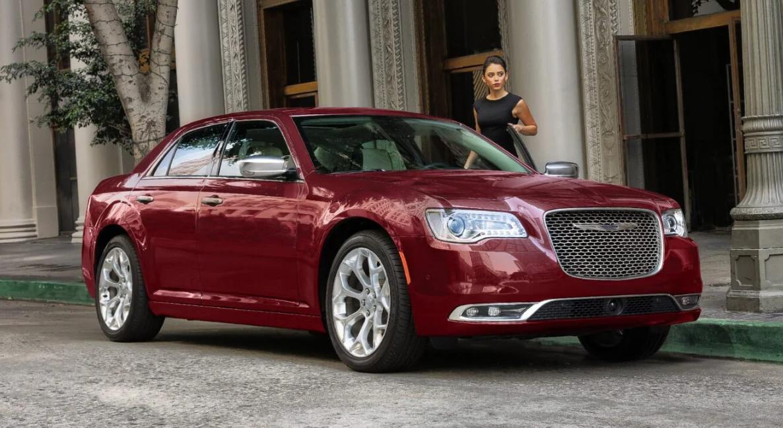 2020 Chrysler 300 Limited Exterior