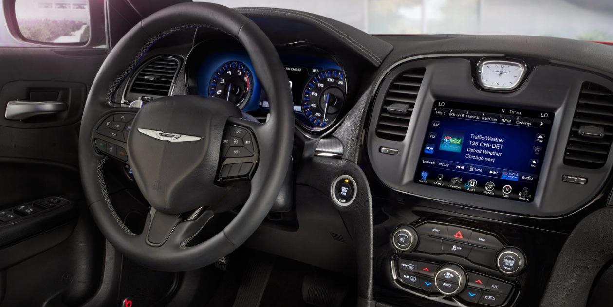 2020 Chrysler 300 Limited Interior