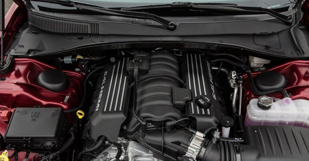 2020 Chrysler 300 Review Engine