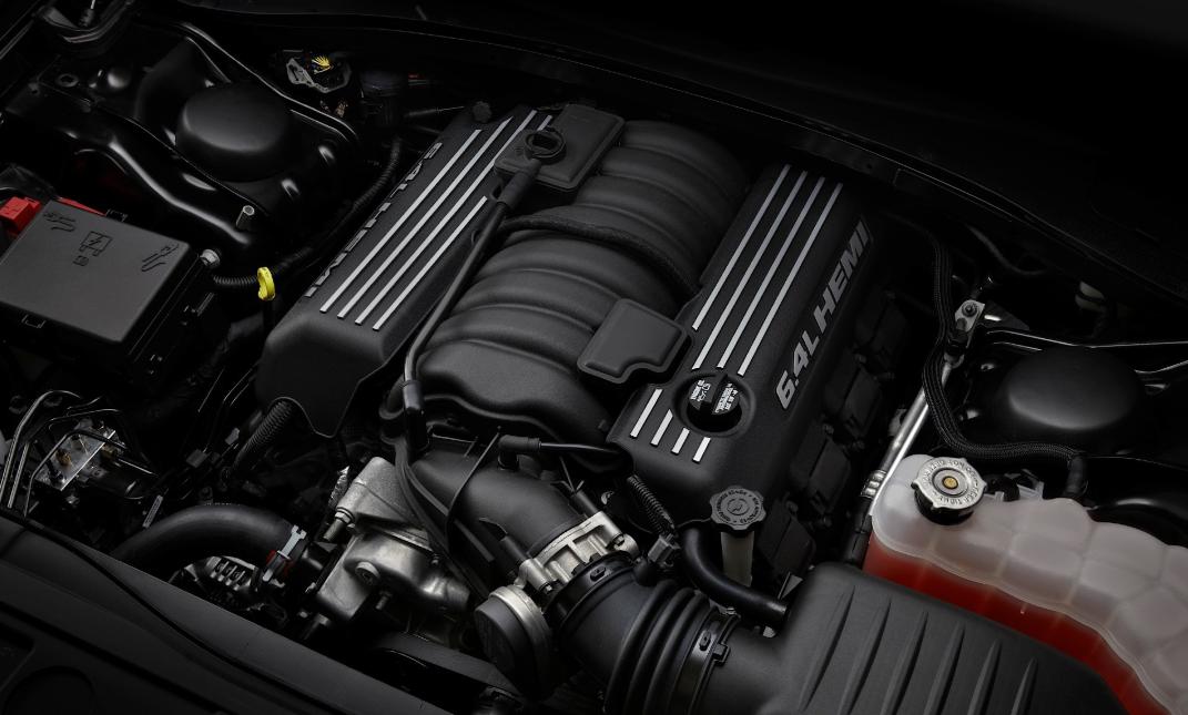 2020 Chrysler 300 S Engine