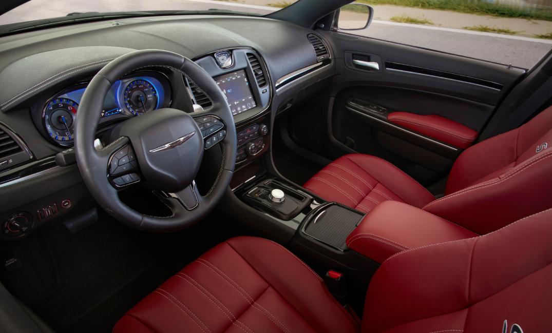 2020 Chrysler 300 S Interior