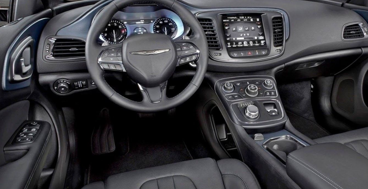 2020 Chrysler 300 SRT8 Interior