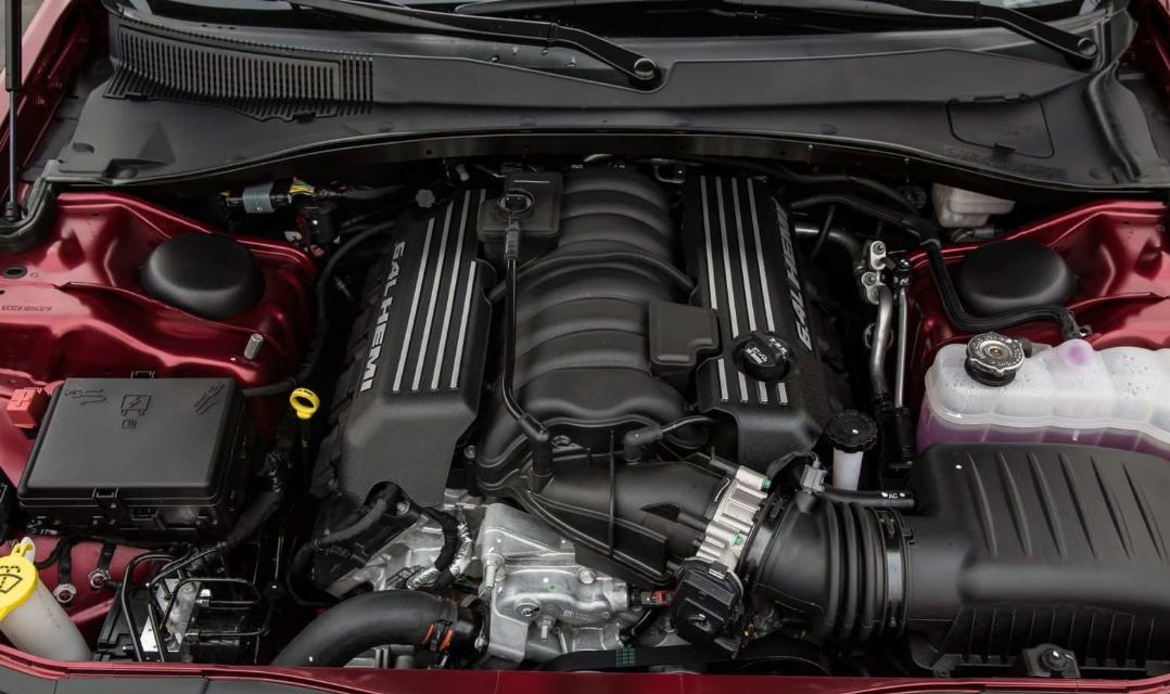 2020 Chrysler 300 Sport Engine