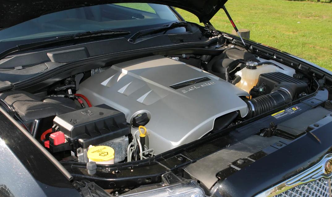 2020 Chrysler 300 Touring Engine