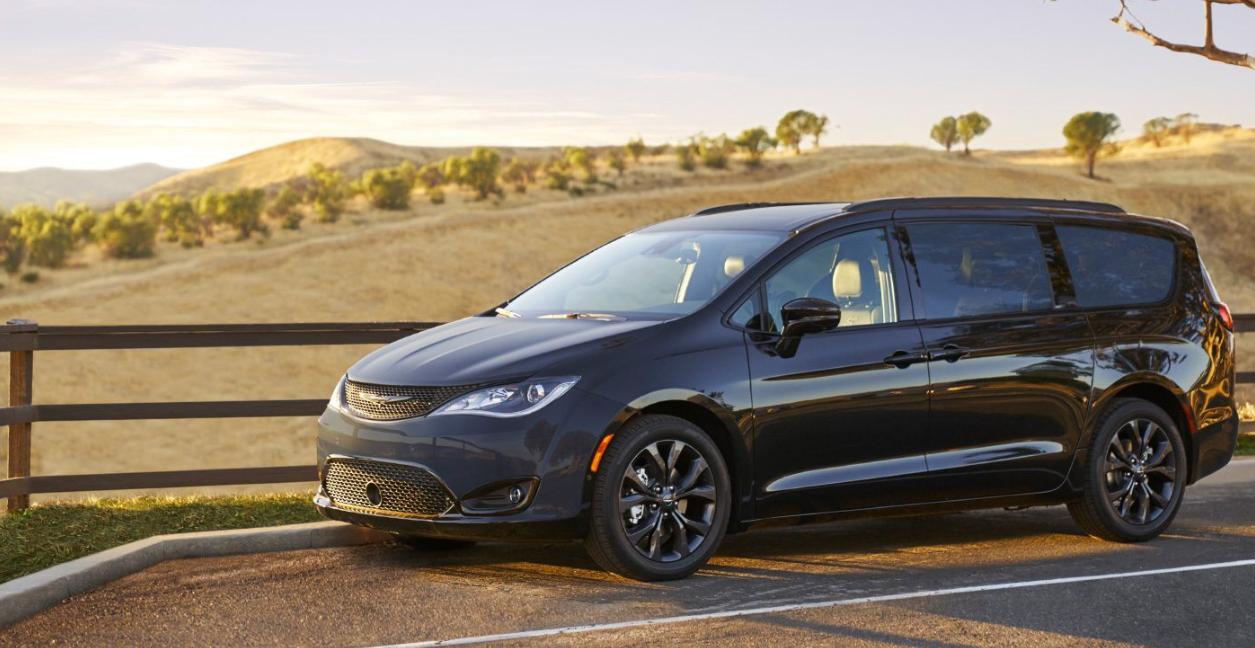 2020 Chrysler Pacifica Price Exterior