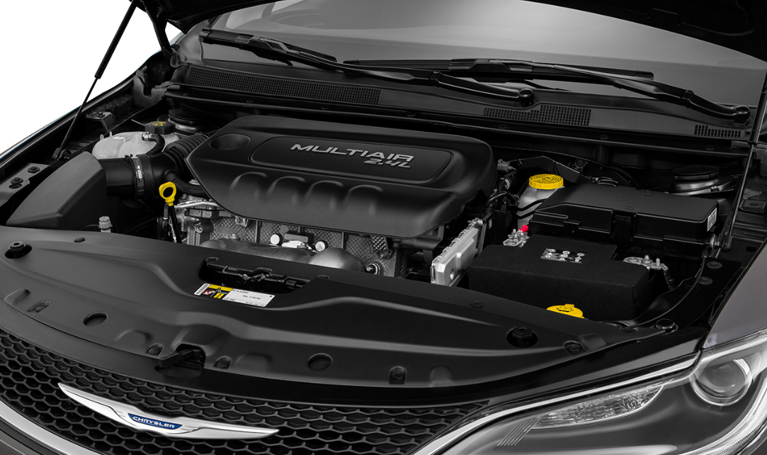 2021 Chrysler 200 Engine