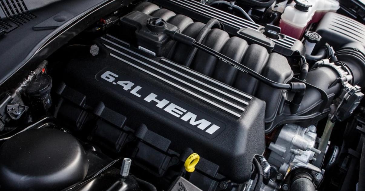 2021 Chrysler 300 Engine