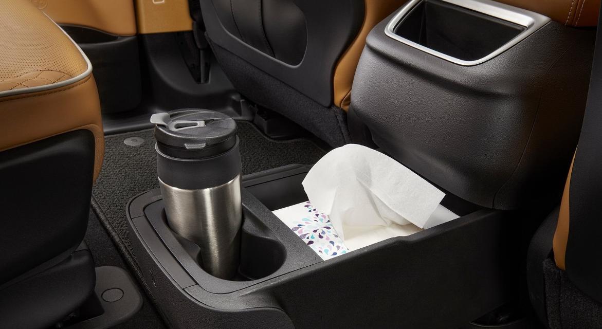 2021 Chrysler Pacifica AWD Interior