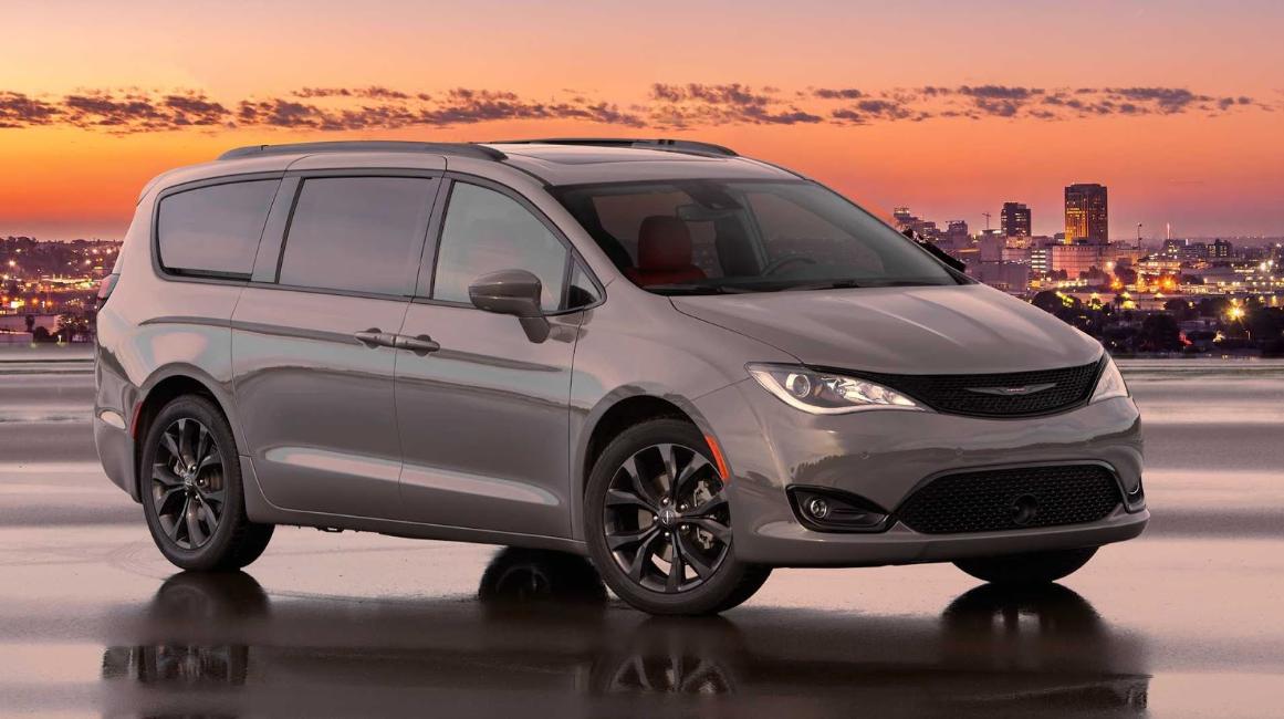 2021 Chrysler Pacifica Exterior
