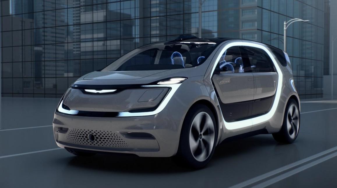 2021 Chrysler Portal Exterior