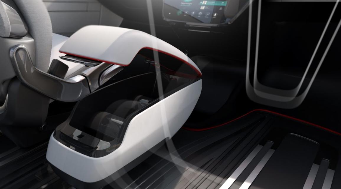2021 Chrysler Portal Interior