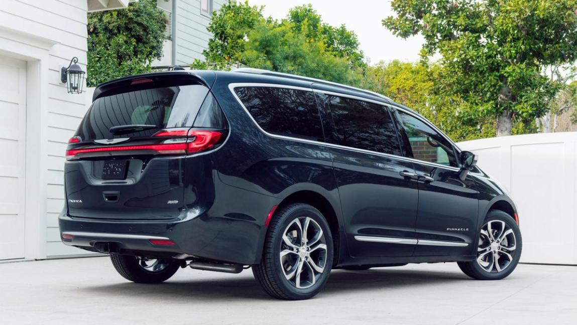 2021 Chrysler Van Engine