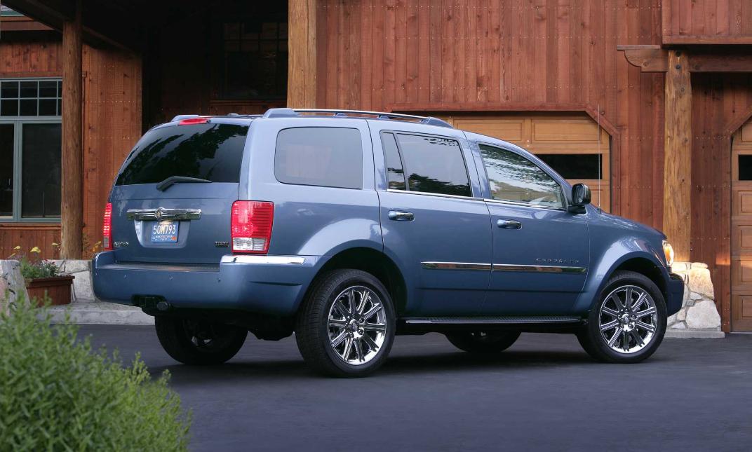2022 Chrysler SUV Engine