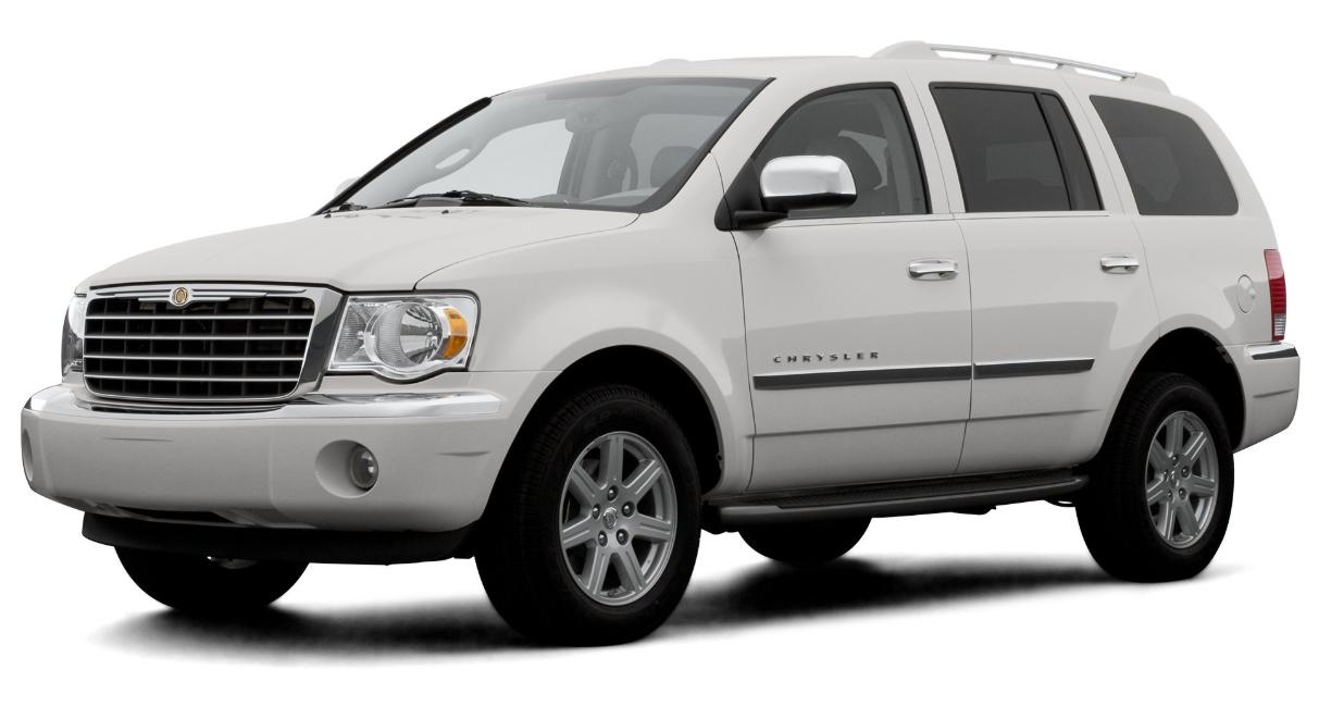 2022 Chrysler SUV Exterior