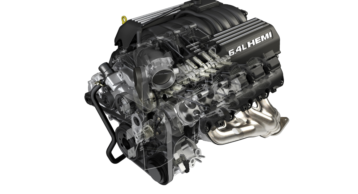 Chrysler 300 2021 Engine