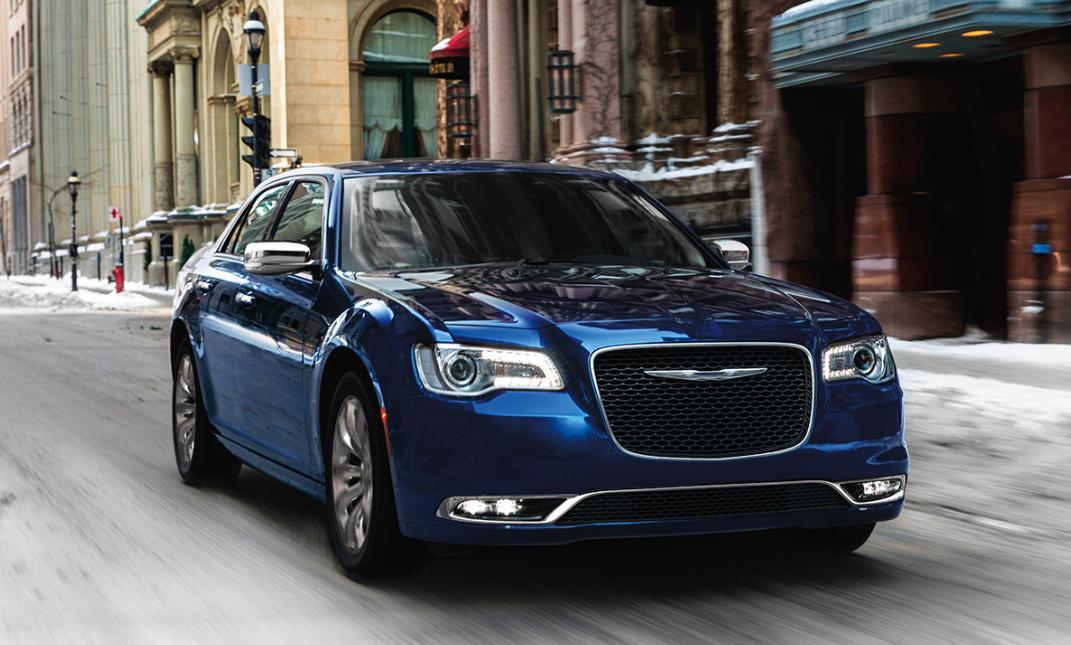 Chrysler 300 2021 Exterior
