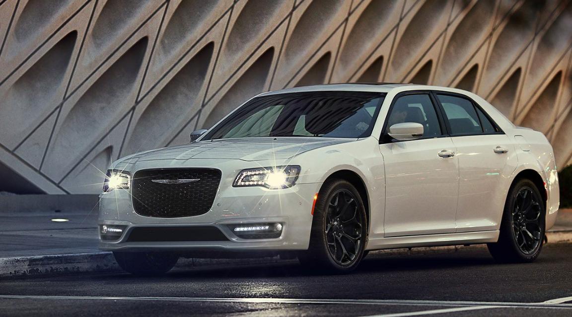 2020 Chrysler 300 Exterior
