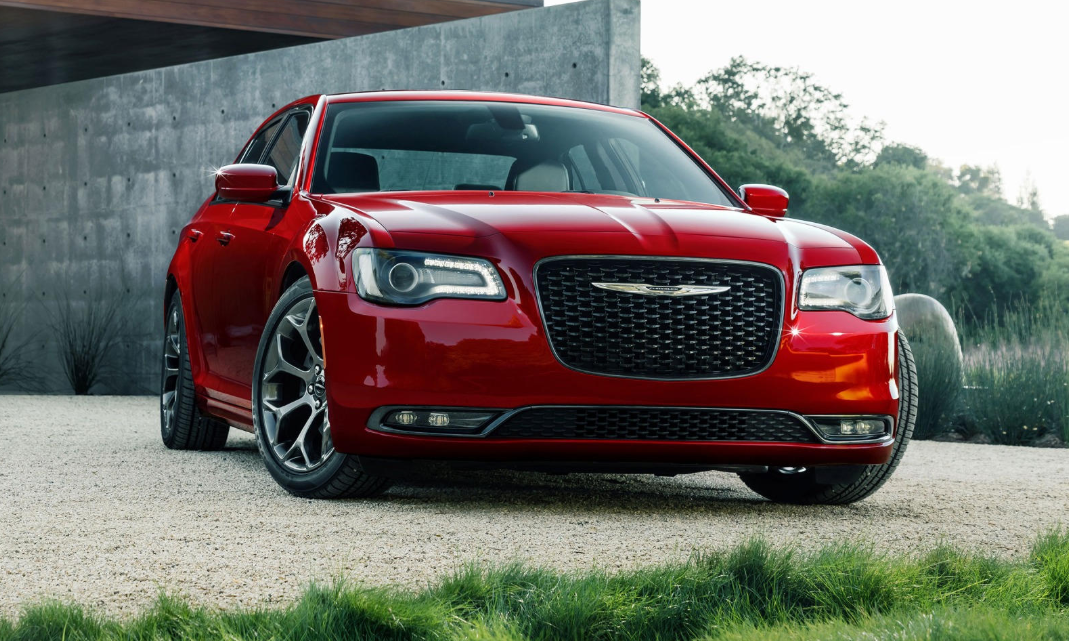 2020 Chrysler 300C Exterior