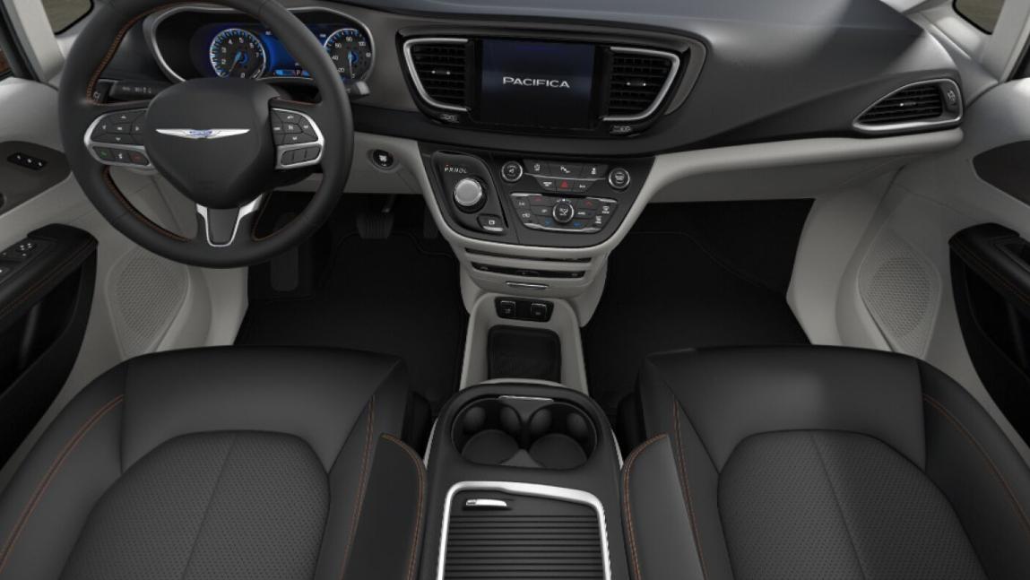 2020 Chrysler Pacifica Touring Interior