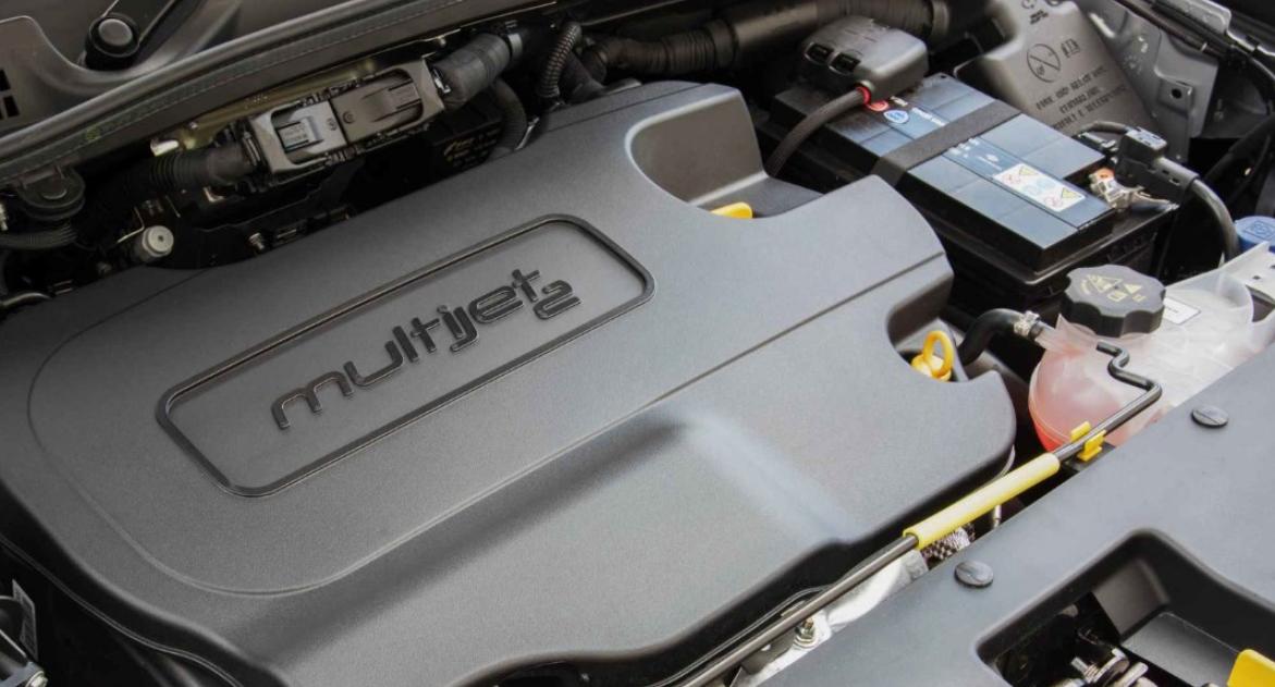 2020 Chrysler SUV Engine