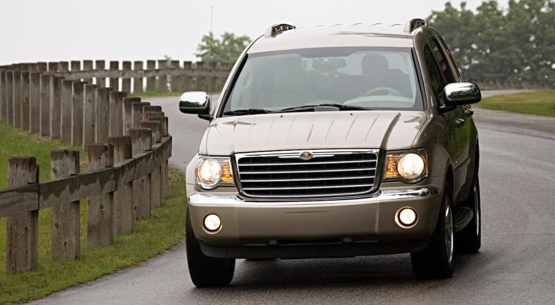2020 Chrysler SUV Exterior