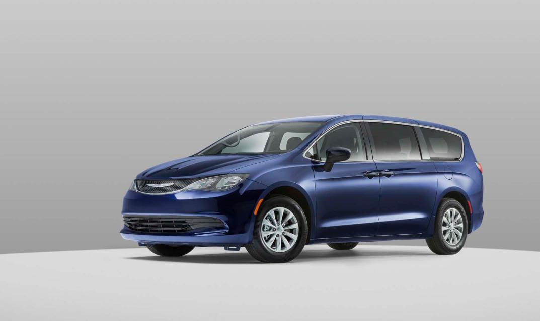 2020 Chrysler Voyager Exterior