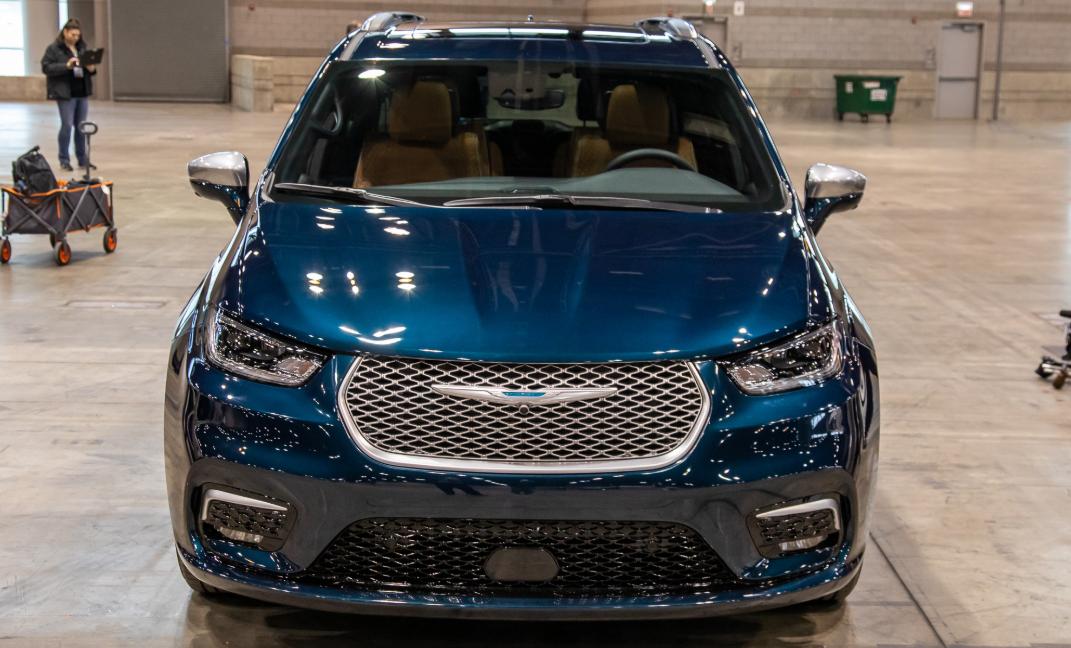 2020 Chrysler Pacifica Exterior
