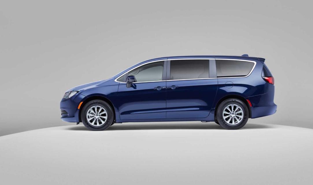 2020 Chrysler Voyager L Exterior