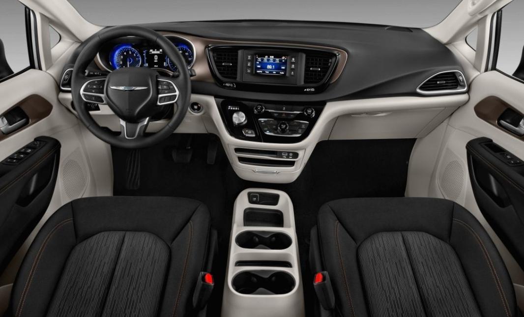 2020 Chrysler Voyager L Interior