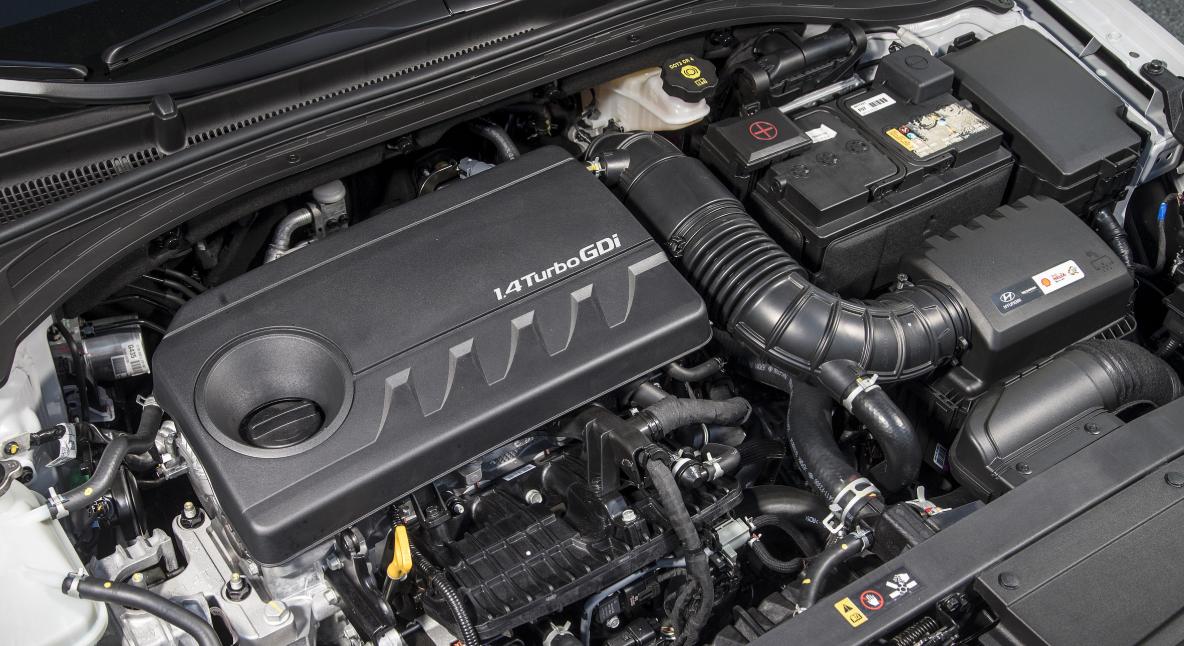 2021 Hyundai Avante Engine