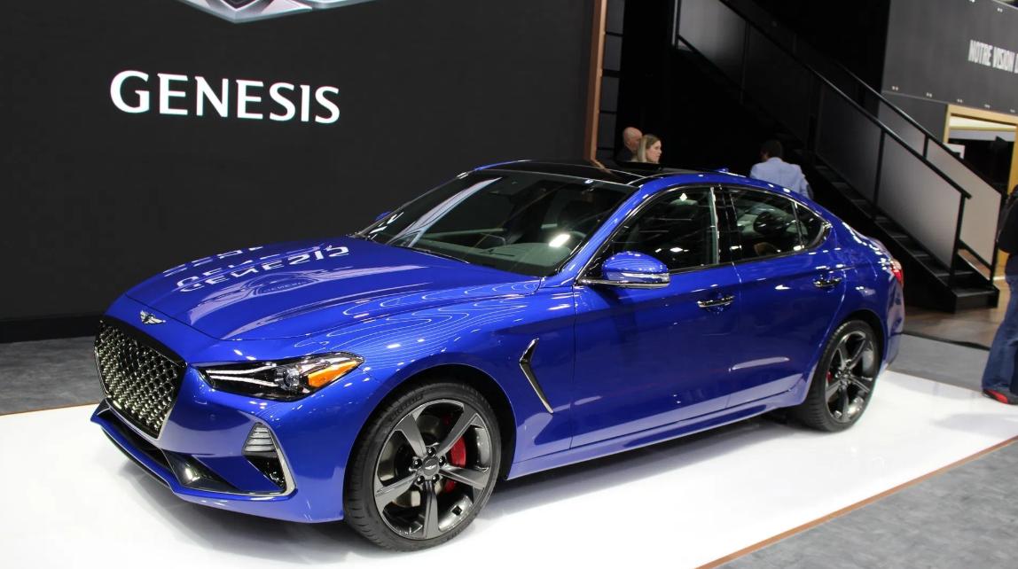 2021 Hyundai Genesis Exterior