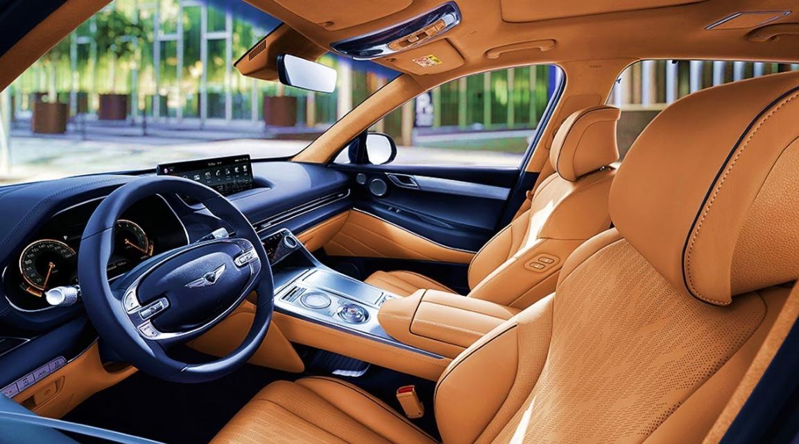2021 Hyundai Genesis Interior