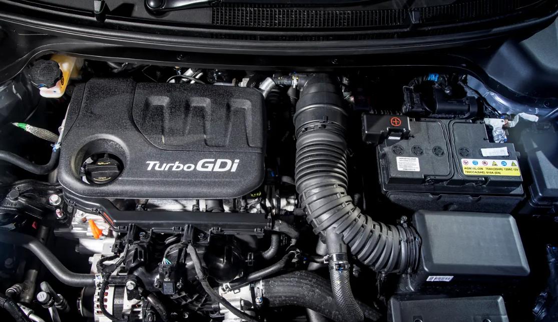 2021 Hyundai I30N Engine
