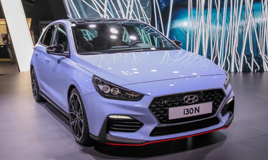 2021 Hyundai I30N Exterior