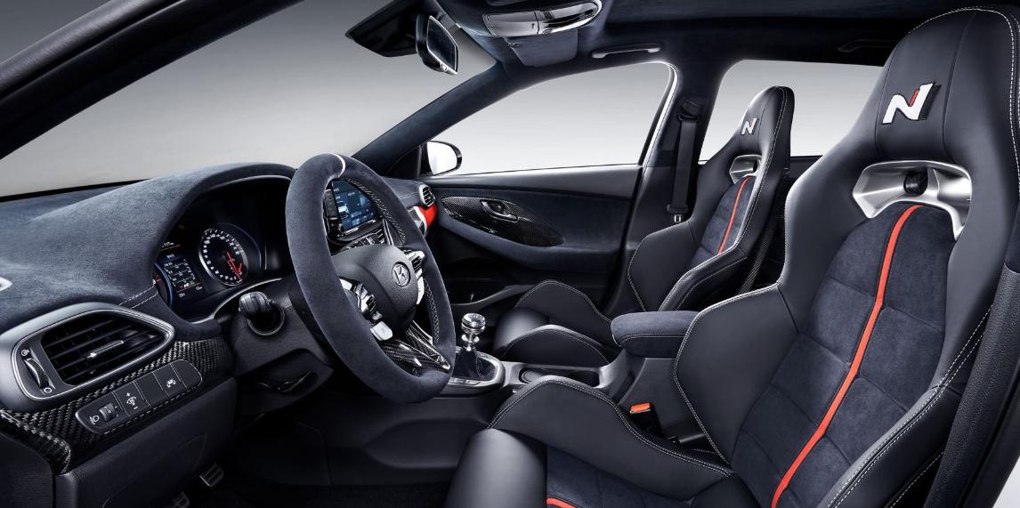2021 Hyundai I30N Interior
