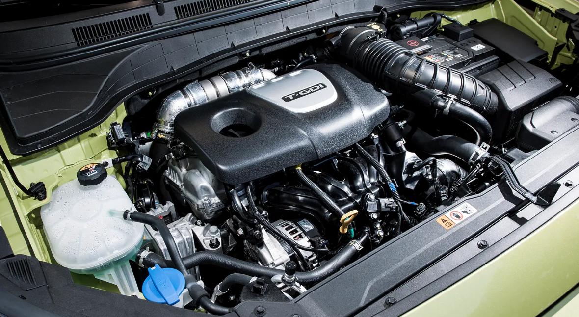 2022 Hyundai Kona Engine