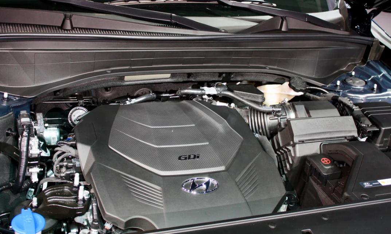 2022 Hyundai Palisade Engine