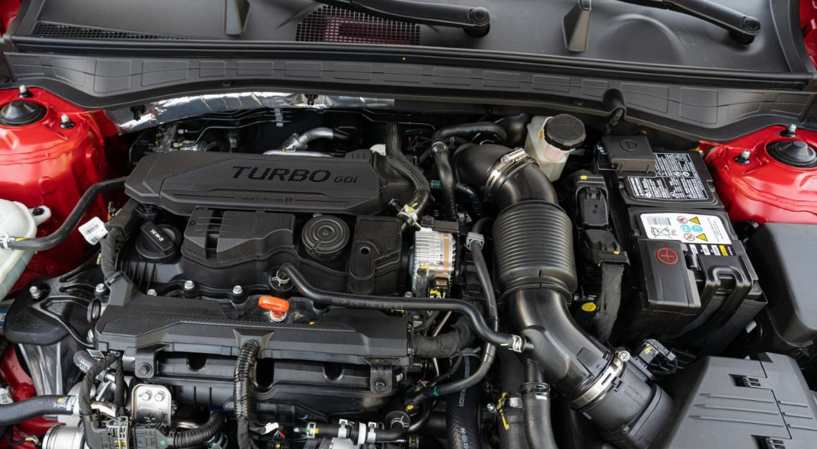 2022 Hyundai Sonata Engine