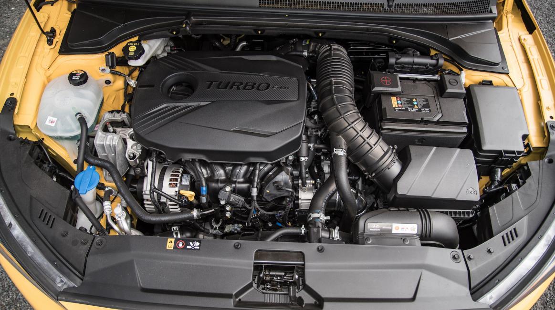 2022 Hyundai Veloster Engine