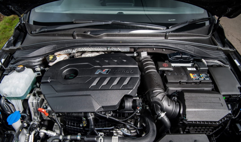 2022 Hyundai i30 Engine