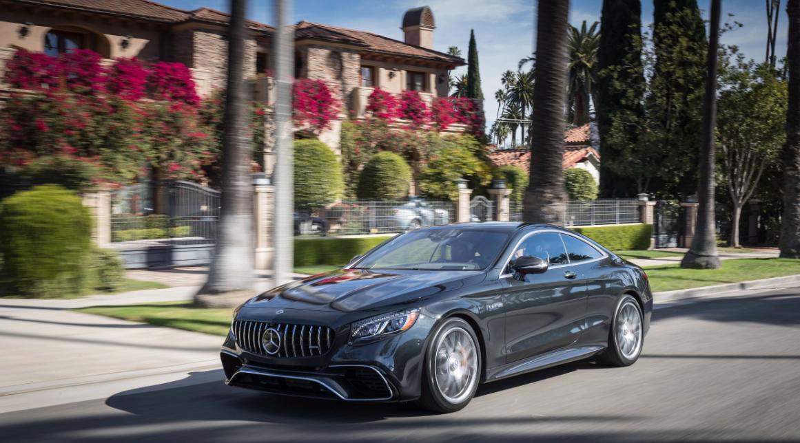 2022 Mercedes AMG Exterior
