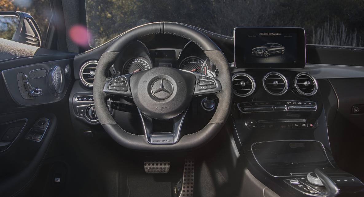 2022 Mercedes AMG Interior