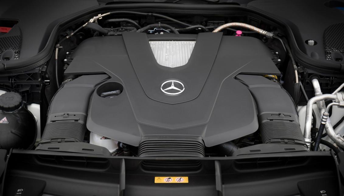 2022 Mercedes Benz E Class Engine