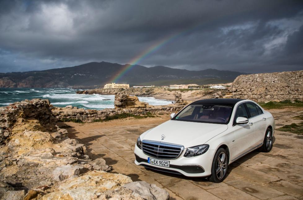 2022 Mercedes Benz E Class Exterior